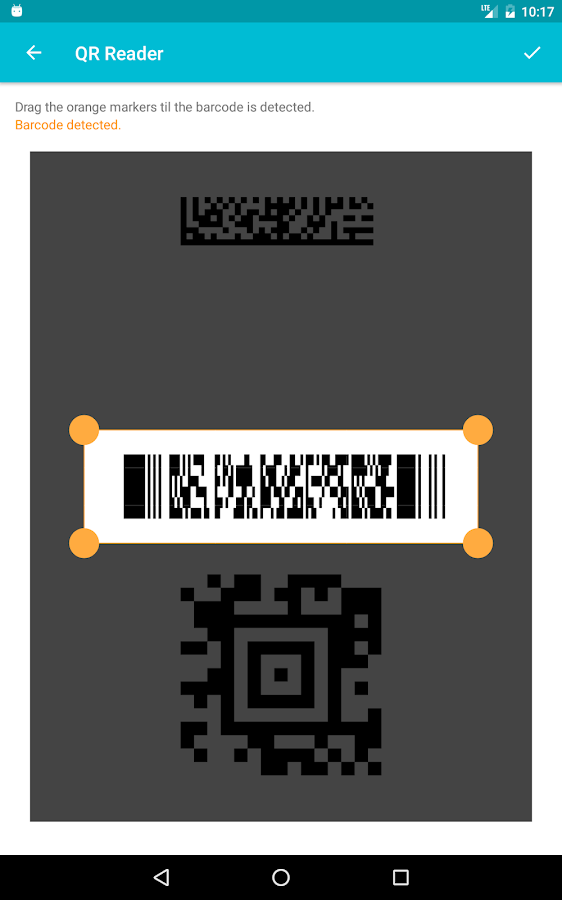 QR Reader (No Ads)- screenshot