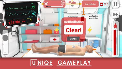 Reanimation inc: Realistic Emergency ER Simulator!  screenshots 1