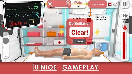 Reanimation inc: Realistic Emergency ER Simulator! 48 (Mod)