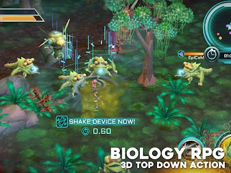 Starcademy Bioform APK screenshot thumbnail 9