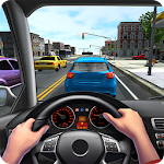 City Driving 3D Icon