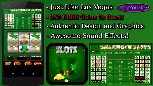 Irish Shamrock Slot Machine