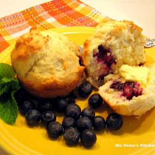 Berry Patch Muffins