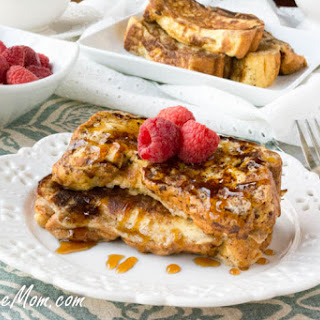 Low Carb Cloud Bread French Toast