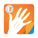 Recognise Hand icon