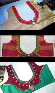 Download Blouse Designs Stitching Book For PC Windows and Mac apk screenshot 5