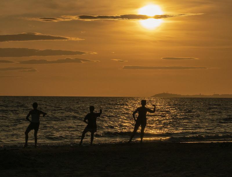 Yoga al tramonto di Buttero59