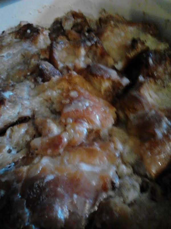 Bread Pudding With Whiskey Sauce - Dee Dee's Recipe