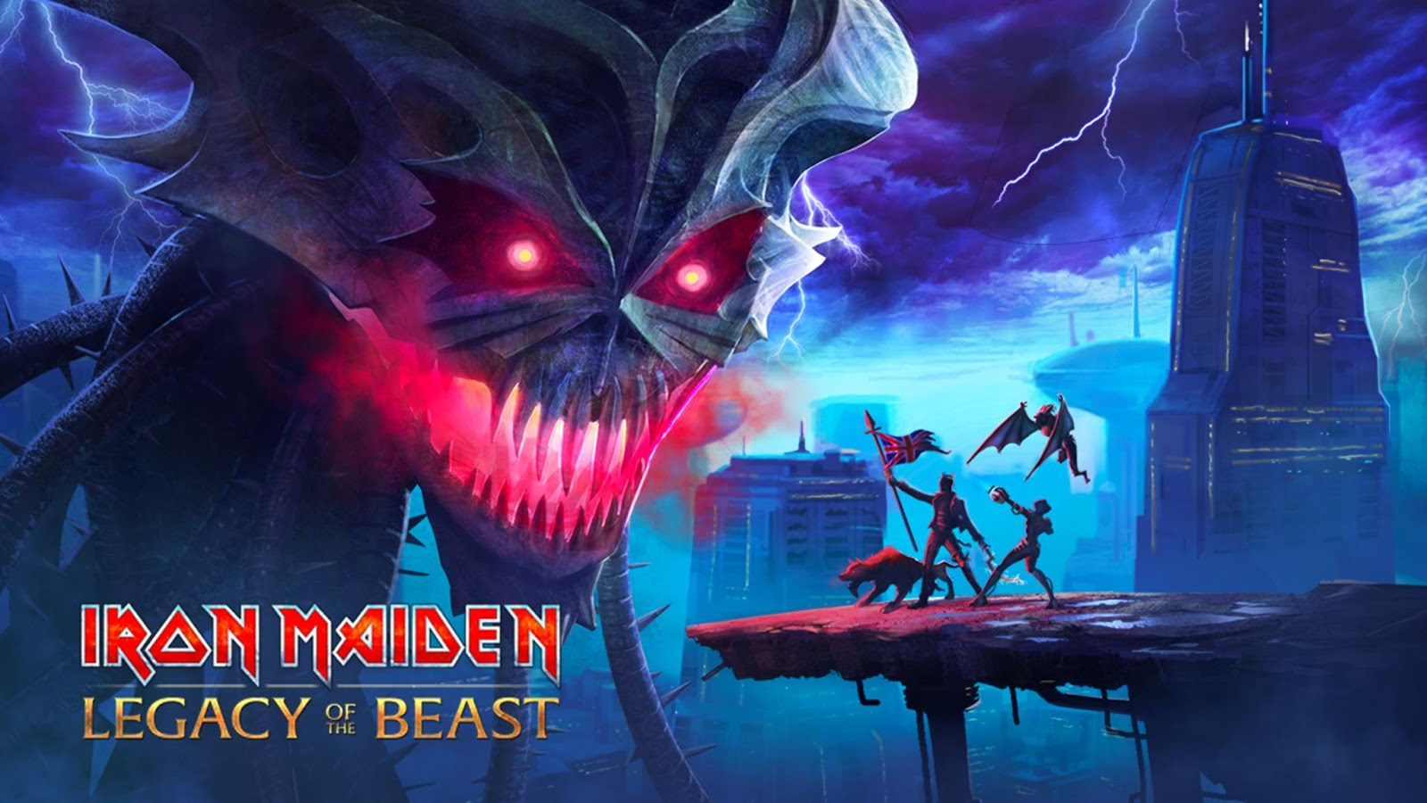 Iron Maiden: Legacy of the Beast- screenshot