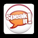 Text to Speech FREE icon