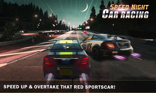 Speed Night Car Racing