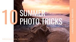 Summer Photo Tricks - YouTube Thumbnail item