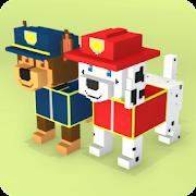 Paw Puppy Patrol Crossy Run
