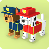 Paw Puppy Patrol Crossy Run