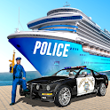 US Police Cruise Ship Plane Cyber Truck Transport icon