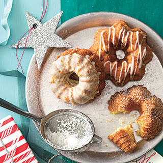 Buttermilk Bundt Cakes