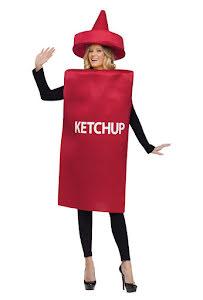 Dräkt, Party Ketchup