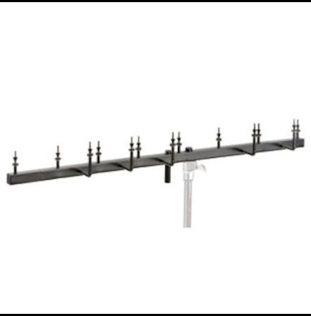 Zildjian High Octave Deluxe Crotale Bar
