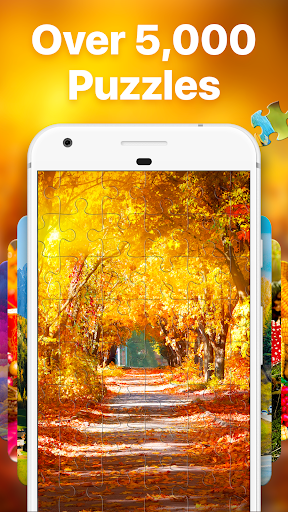 Jigsaw Puzzles screenshot 2