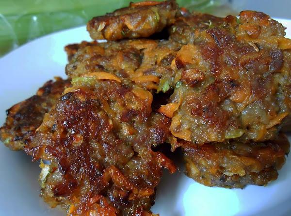 Maple Sausage Sweet Potato Patties Recipe