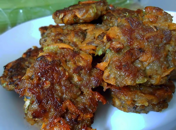 Maple Sausage Sweet Potato Patties Recipe