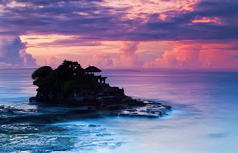 Photo: Tanah Lot Temple Sunrise - Indonesia by Helminadia Ranford http://www.helminadia.net/ https://plus.google.com/u/0/111699855306814304937/posts