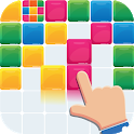 Tetrik: Color Block Puzzle with Reverse Gravity! icon