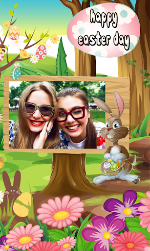 Happy Easter photo frames HD
