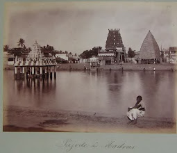 Photo: Kapaleeshwarar temple - Mylapore - Madras