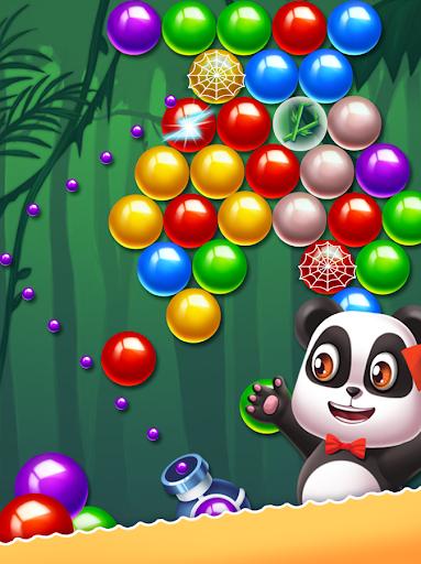 Panda Bubbles Hunter 1.1 screenshots 3