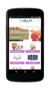 Helfi.nl- screenshot thumbnail
