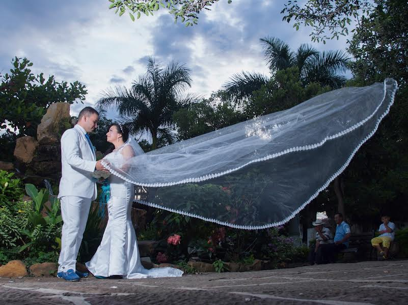 Wedding photographer German Vargas (GermanVargas). Photo of 15.09.2016