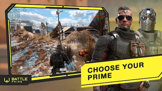 Battle Prime Online MOD APK (Unlimited Money) 4