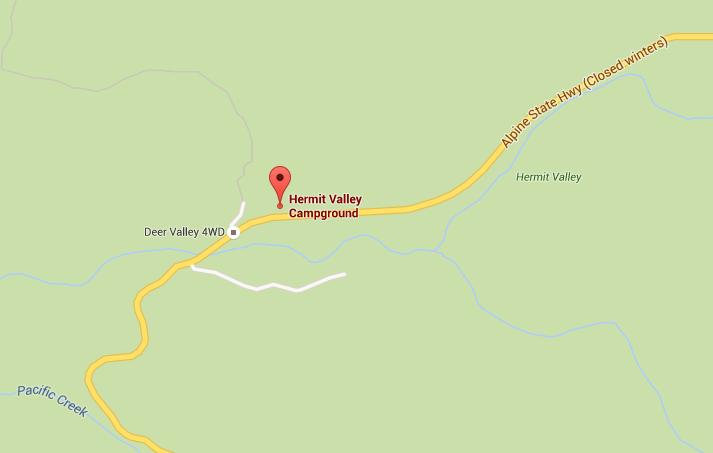Free Campgrounds near Yosemite