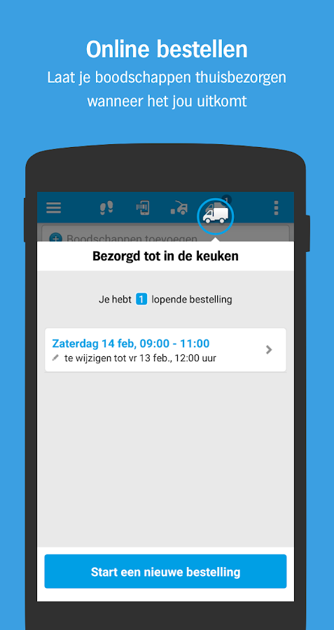 Appie van Albert Heijn- screenshot