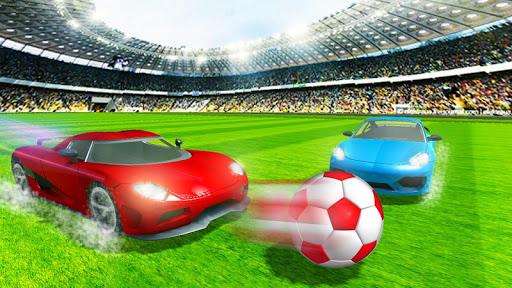 Car Rocketball Turbo Soccer League 1.0 screenshots 1
