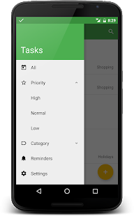 Tasks for Microsoft® Exchange- screenshot thumbnail
