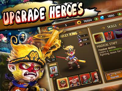Monkey King Saga v1.0.0