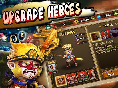Monkey King Saga - screenshot thumbnail