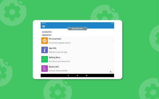 Update Play Services screenshot 6