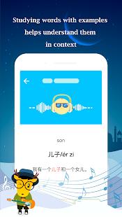 Learn Mandarin Chinese HSK Words - LingoDeer - náhled