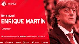 Martín afronta un nuevo reto en Tarragona.