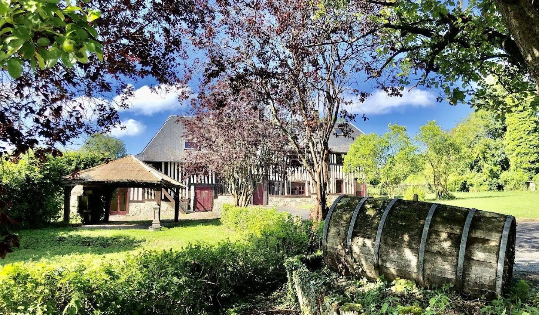 Maison Beaumont-en-Auge