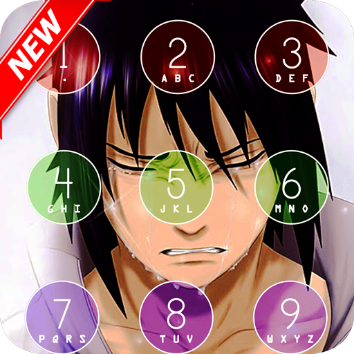 sasuke uchiha lock screen HD 2