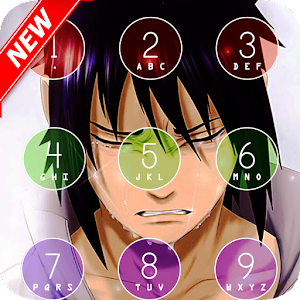 sasuke uchiha lock screen HD 2 for PC