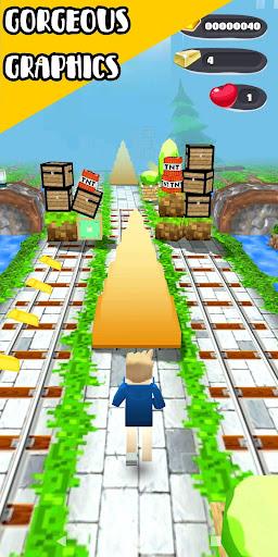 Télécharger Miner Race 3D mod apk screenshots 5