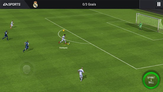 FIFA Soccer: FIFA World Cup™ Screenshot