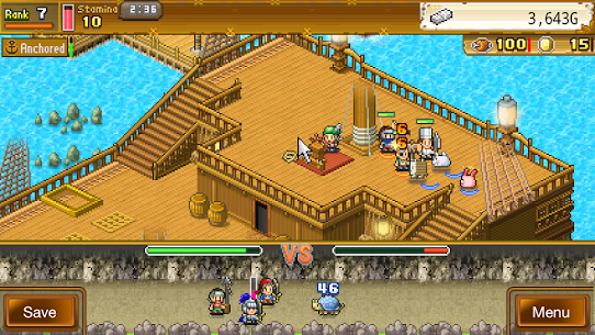 High Sea Saga MOD (Free Shopping) 5