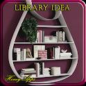 Home Library Design icon