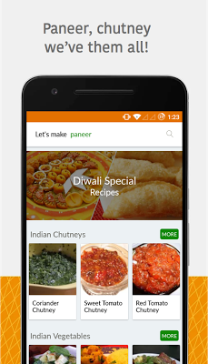 Indian Recipes Book Free - screenshot